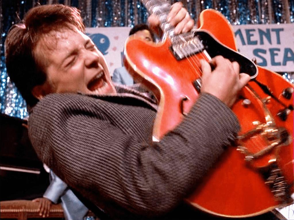 No enfades al Guitarrista