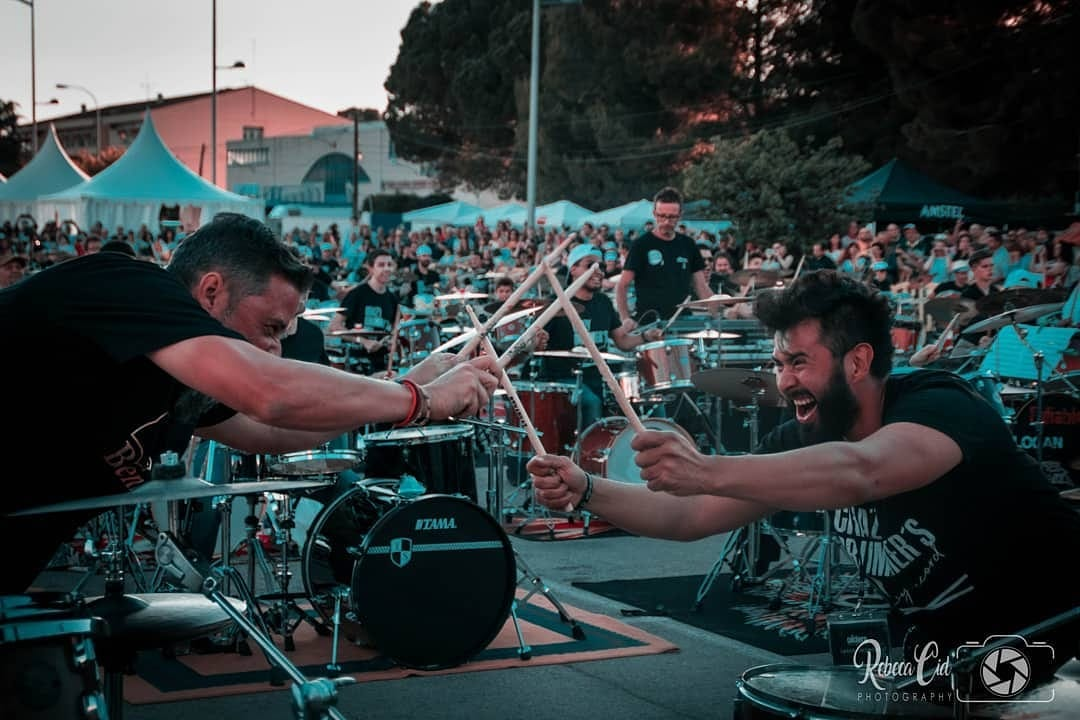 crazy drummers day