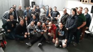 Clinic de Chus Gancedo y Aleix Zoreda en Valladolid