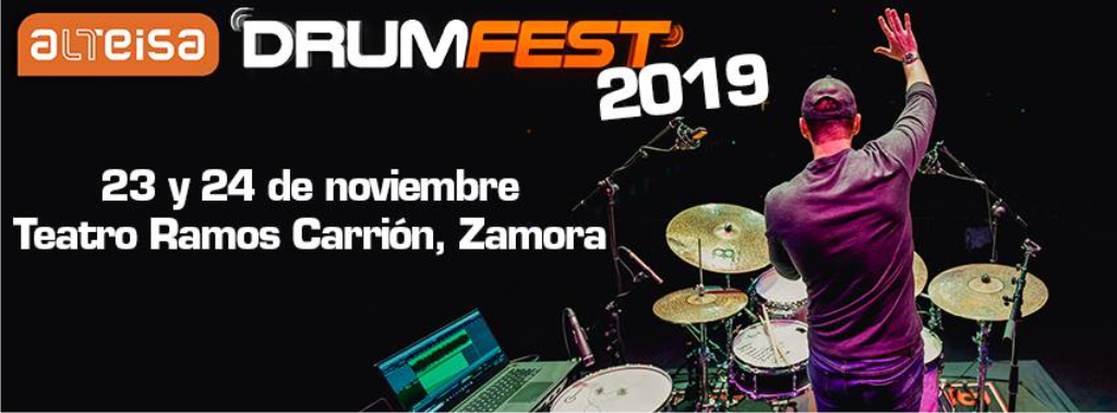 Alteisa Drum Festival Tercera Edición