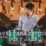 Claves para estudiar pop y jazz. ramón Ángel Rey