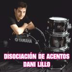 Disociación de acentos por Dani lillo