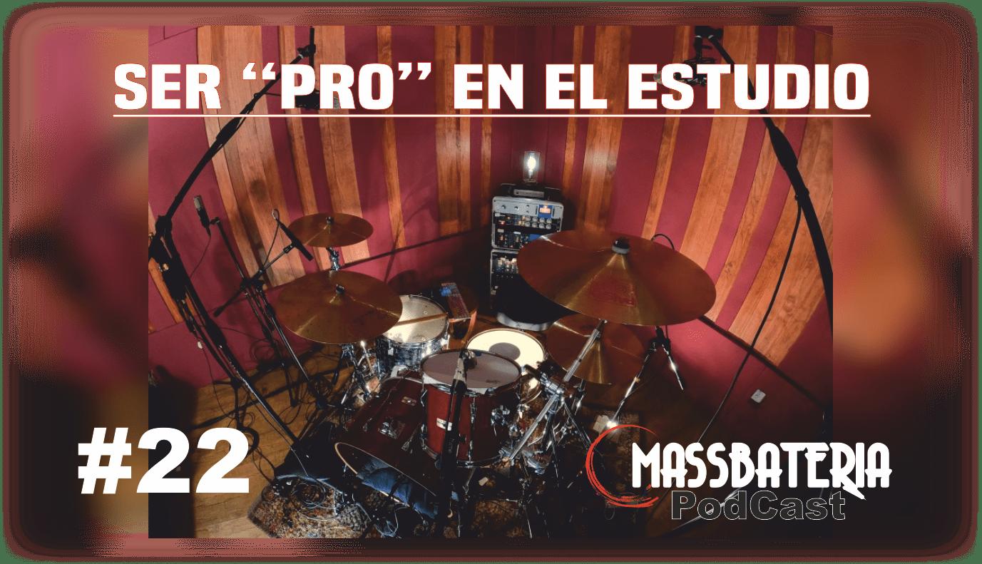 baterista pro