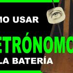 Cómo usar correctamente el metrónomo con la batería